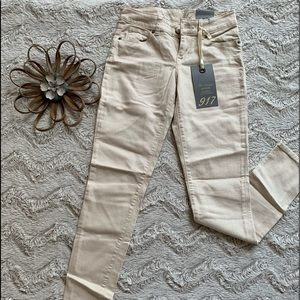 NWT The Limited 917 Skinny Jeans Size 0